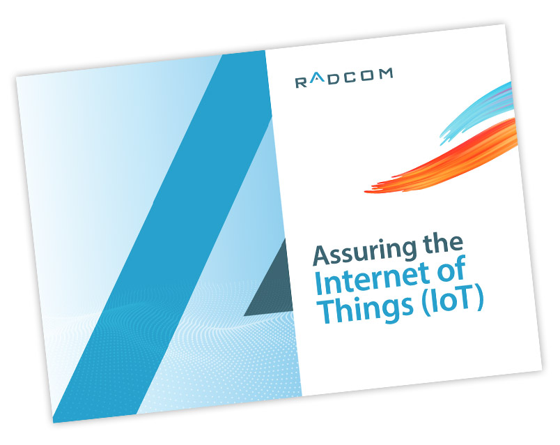 RADCOM IoT Service Assurance