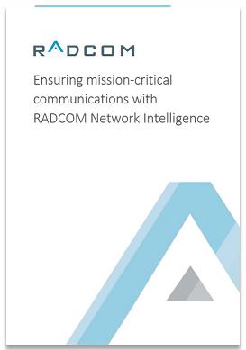 Assuring Mission Critical Communications